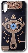 The Legend of Zelda Breath of The Wild Zelda Sheikah Eye Phone Case for iPhone XR