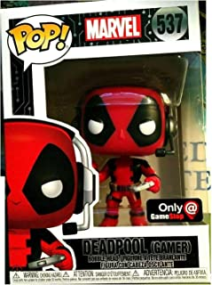 Funko Pop! Deadpool Gamer 537 Exclusive Vinyl Figure