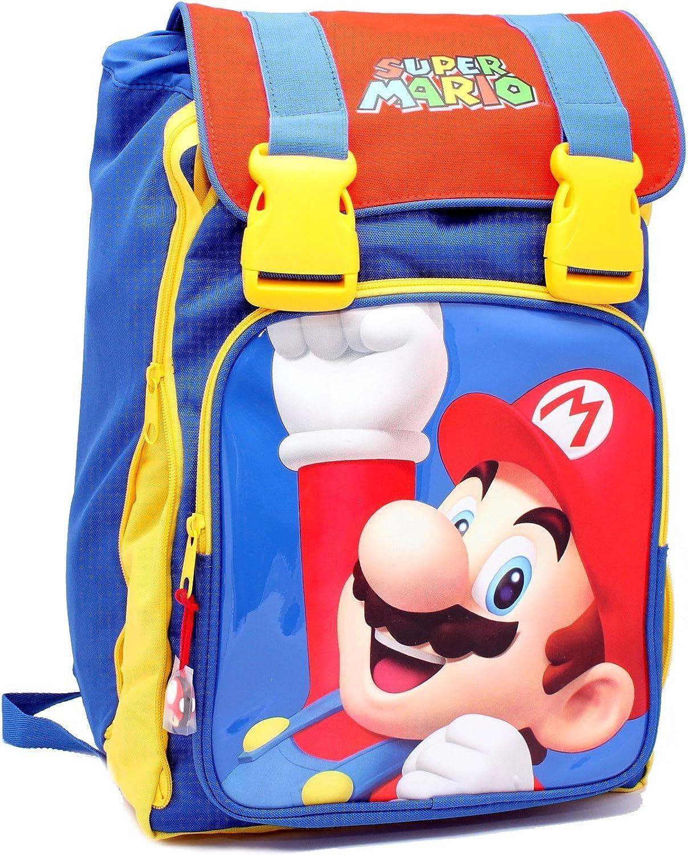 Cartorama 01058673 rucksack erweiterbar, super mario B00LFPRDBS | Hohe Qualität Qualität Qualität und günstig  61c0c2
