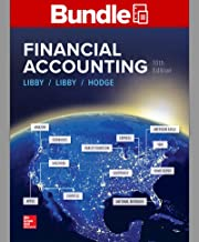 GEN COMBO LOOSELEAF FINANCIAL ACCOUNTING with CONNECT Access Card