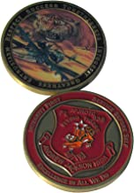 AFJROTC Andrew Jackson High Flying Tigers Challenge Coin