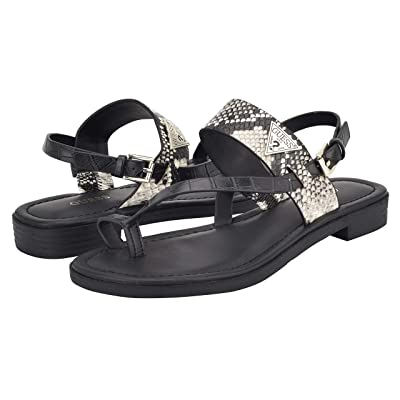 GUESS Geesa (Black Multi) Women