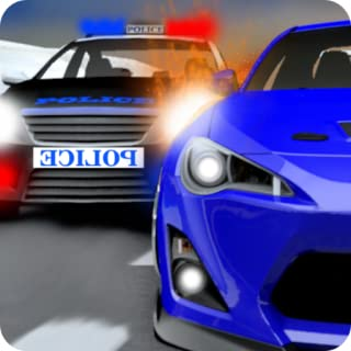 Police Chase - Crime City Thief - Cops vs Robbers car chase Racing game
