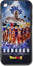 Dragon Ball Super Goku Super Saiyan Cell Phone Cases & Covers for iPhone 7 iPhone 8