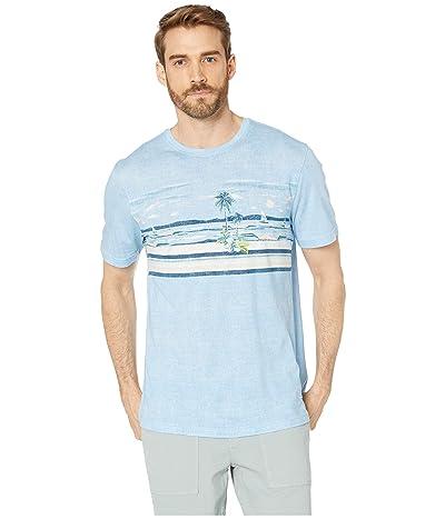 Tommy Bahama Cotton Modal Ocean Breeze T-Shirt (Ocean Breeze) Men