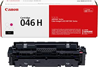 Canon 046 High Capacity Toner Cartridge (Magenta, 1 Pack)...