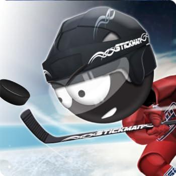 stickman ice hockey games