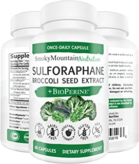 Best broccoli sprout powder whole foods Reviews