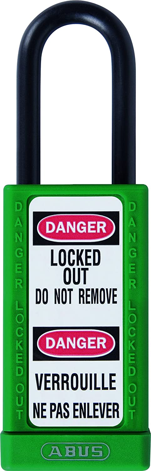 ABUS Lockout Padlock KD Ranking TOP7 Green Manufacturer direct delivery 40 74LB 3