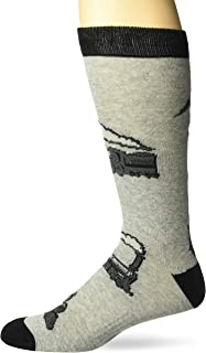 K. Bell Socks Men's Celebrating Americana Novelty Crew Socks-Made in The USA
