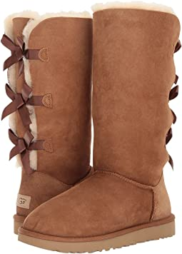 75bf7646bcb Ugg bailey bow tall boot + FREE SHIPPING | Zappos.com