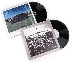 Kendrick Lamar: Vinyl LP Album Pack (Good Kid Mad City, To Pimp A Butterfly)