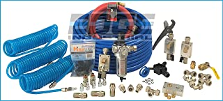 Complete Compressed air Tubing Kit assembly Inlcudes 1/2