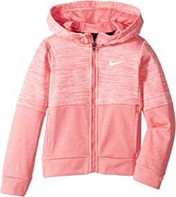 Therma Heather Hoodie (Little Kids)