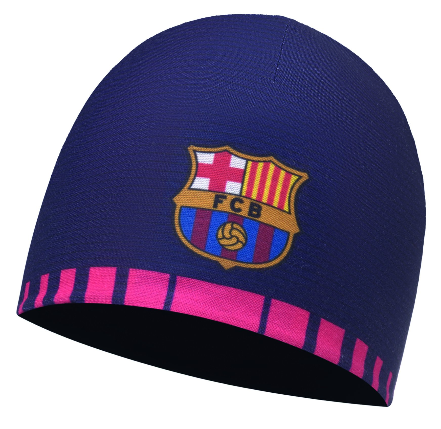 Buff Kinder Microfiber und Polar Hat FC Barcelona Mütze, 2Nd Equipment 16/17, O