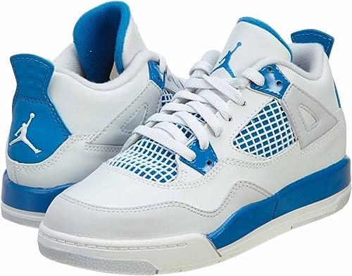 Nike air Jordan 4 Enfant - Age - Enfant, Couleur - Blanc, Genre ...