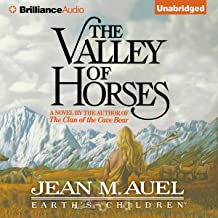 The Valley of Horses: Earth's Children, Book 2