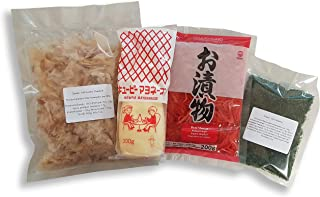 Yakisoba, Takoyaki, Okonomiyaki Zutaten: Katsuobushi (100%)