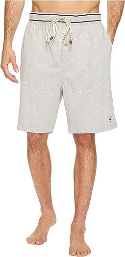 Original Penguin - Comfortable Soft Knit Sleep Shorts