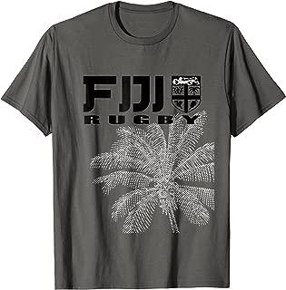 Fiji Rugby T-shirt, Proud Fans of Fijian Rugby Tee