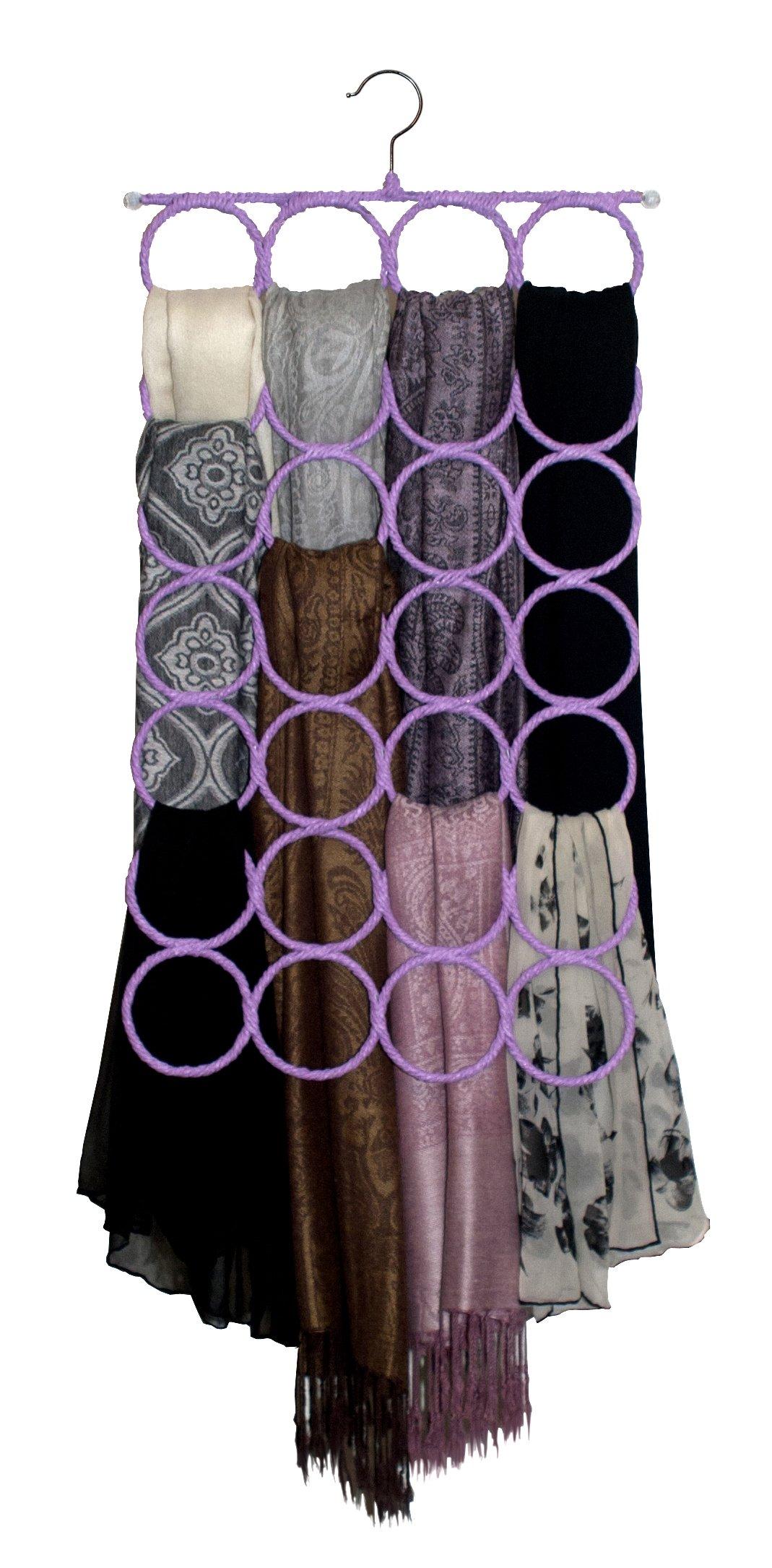 Organizer Scarves Pashminas Infinity Accessories