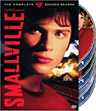 Smallville: The Complete Second Season (DVD box set)
