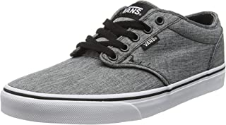 Vans Men's Low-Top Sneaker, Womens 12