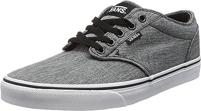 Amazon.com: Men's Grey Vans