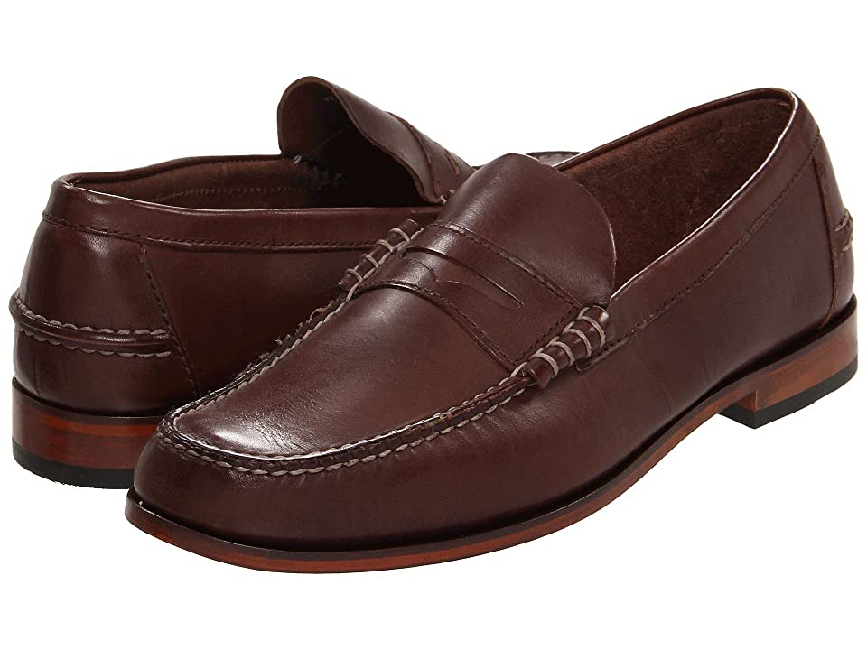 Florsheim Berkley Penny Loafer (Brown Crazy Horse) Men
