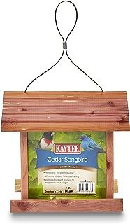 Kaytee Cedar Songbird Feeder