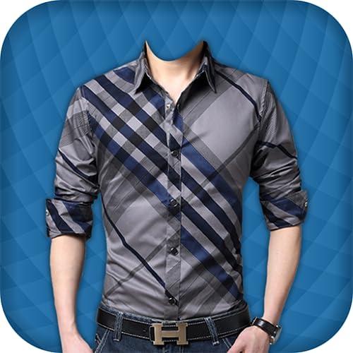 Man Shirt Photo Suit Editor