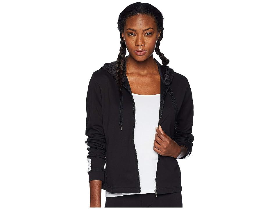 PUMA A.C.E. Sweat Jacket (Black) Women