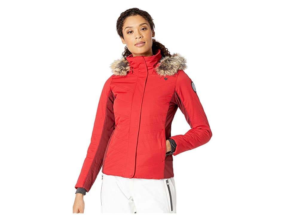 Obermeyer Tuscany II Jacket (Red Bravado) Women