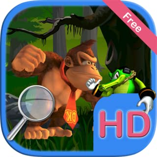 Hidden Object Game : Hidden Animal