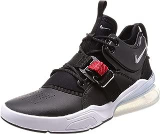 Nike Air Force 270 Men's Running Shoes Black/Metallic Silver-White AH6772-001 (11 D(M) US)