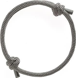 nautical rope knot bracelet