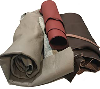 leather sheets for crafting uk