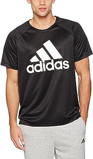 Adidas Men's D2M Logo T-Shirt