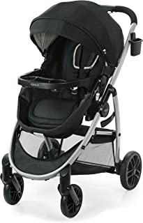 Graco Modes Pramette Stroller, Baby Stroller with True Bassinet Mode, Reversible Seat, One Hand Fold, Extra Storage, Child...