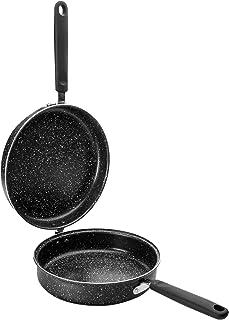 IBILI 441020 sartén para Tortilla Natura Aluminio Negro 20