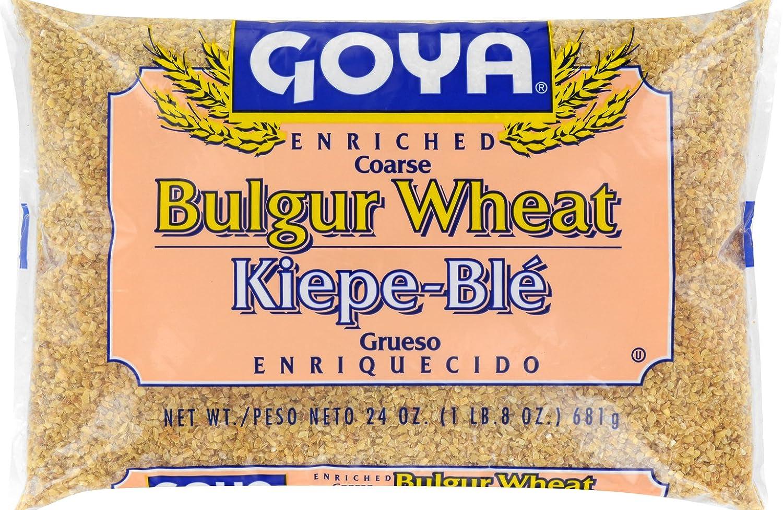 Goya Coarse Bulgar Wheat, 24 Ounce