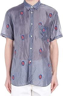 COMME DES GARÇONS SHIRT Luxury Fashion Mens S270733 Grey Shirt | Season Outlet