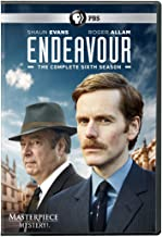 Best Masterpiece Mystery!: Endeavour, Season 6 DVD Review
