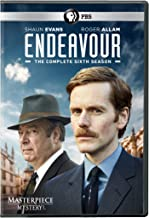 Masterpiece Mystery!: Endeavour, Season 6 DVD