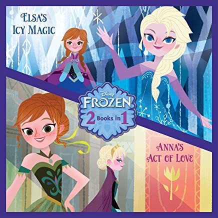 Anna's Act of Love/Elsa's Icy Magic (Disney Storybook (eBook)) (English Edition)