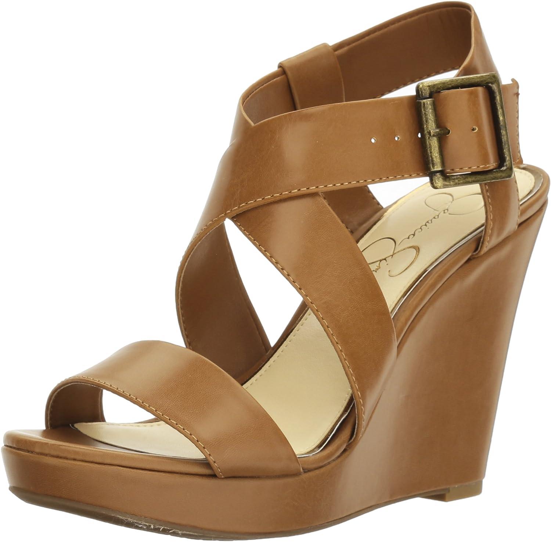 Fancy Jessica Simpson Womens Joilet Wedge Sandal