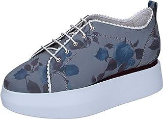 GUARDIANI Sneaker Donna Tessuto Grigio