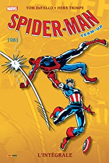 Spider-Man Team-up intégrale T39 1981 (PAN.MARV.CLASSI)