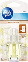 Ambi Pur Vanilla Harmony Plug-in Air Freshener Refill 20ml