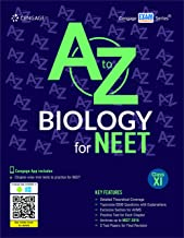 A to Z Biology for NEET: Class XI